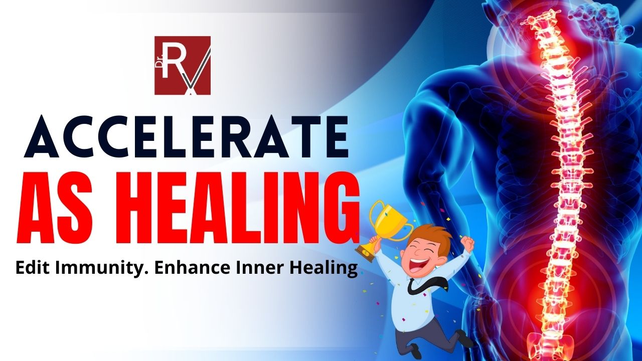 Accelerate A.S. Healing (English Course)